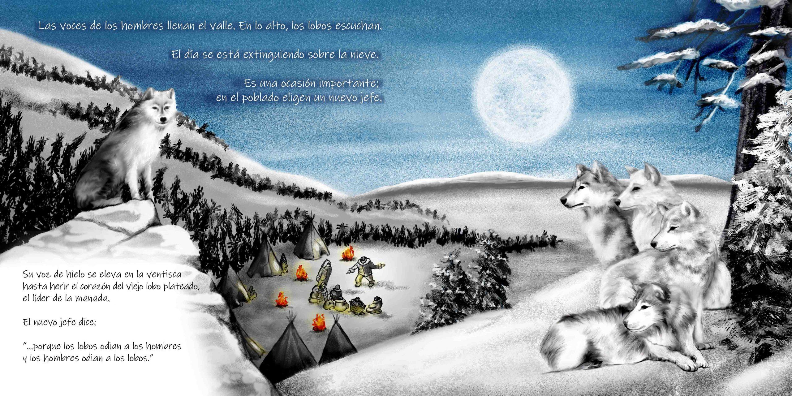 Amarok Illustrated Album by Vivian Leila Campillo page 6_7