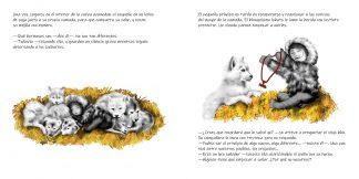 Amarok Illustrated Album by Vivian Leila Campillo page 16_17