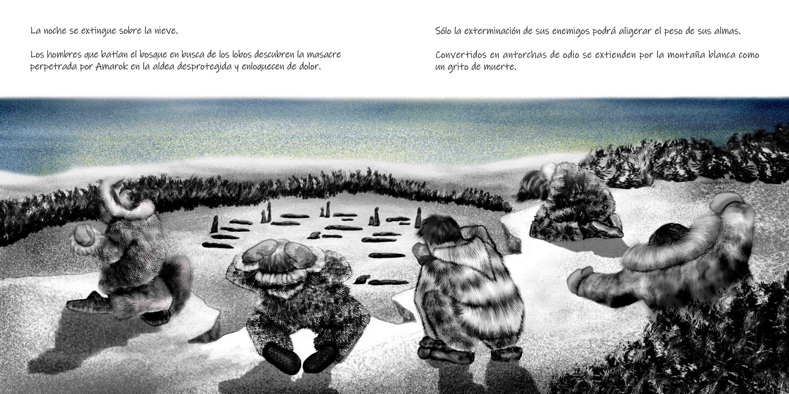 Amarok Illustrated Album by Vivian Leila Campillo page 22_23