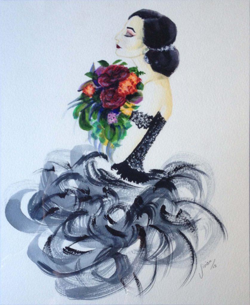 Jess Illustration by Vivian Leila Campillo