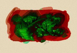 Life on Mars Illustration by Vivian Leila Campillo