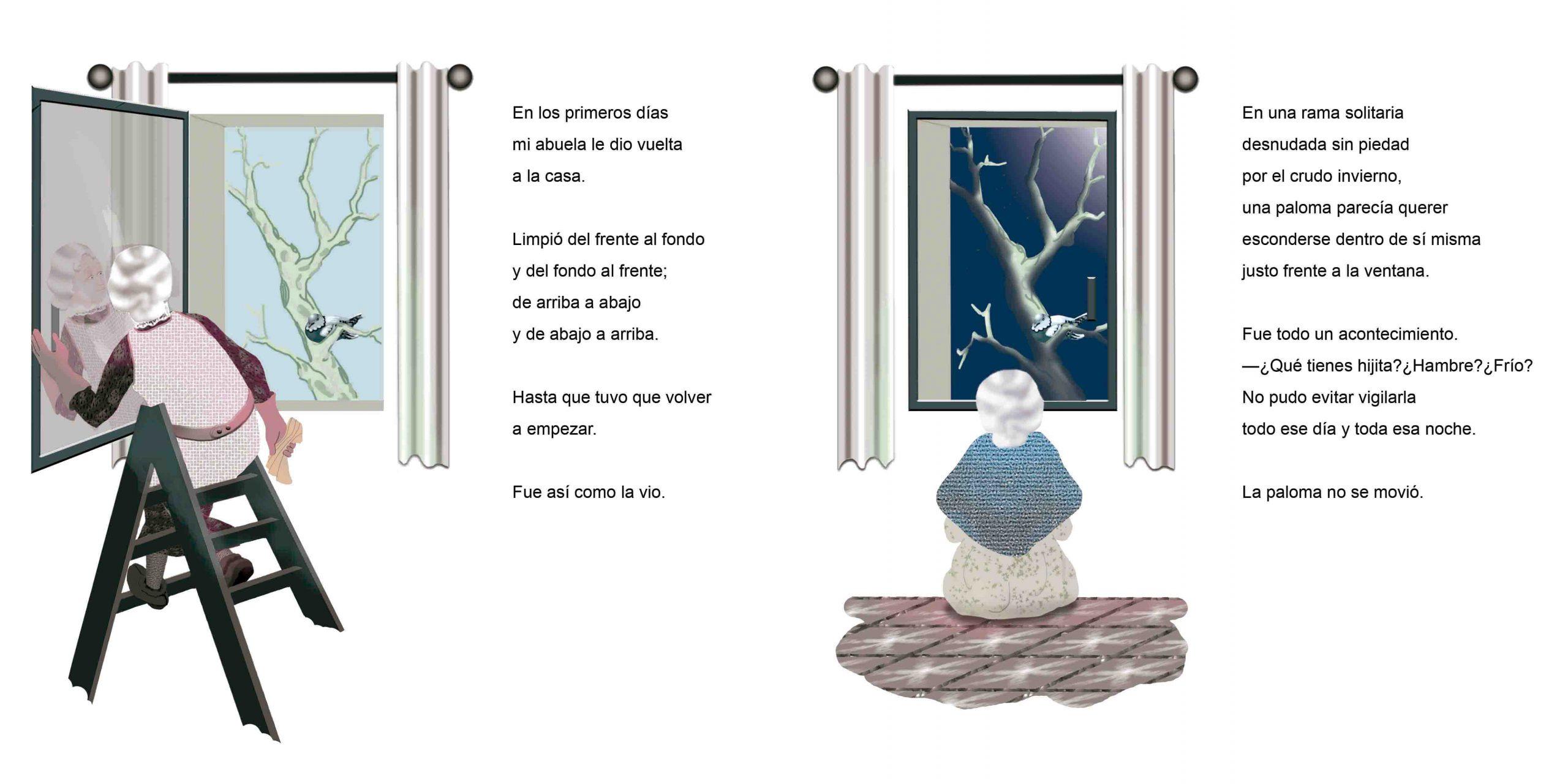 La Paloma Illustrated Album by Vivian Leila Campillo 08_09