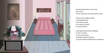 La Paloma Illustrated Album by Vivian Leila Campillo 16_17