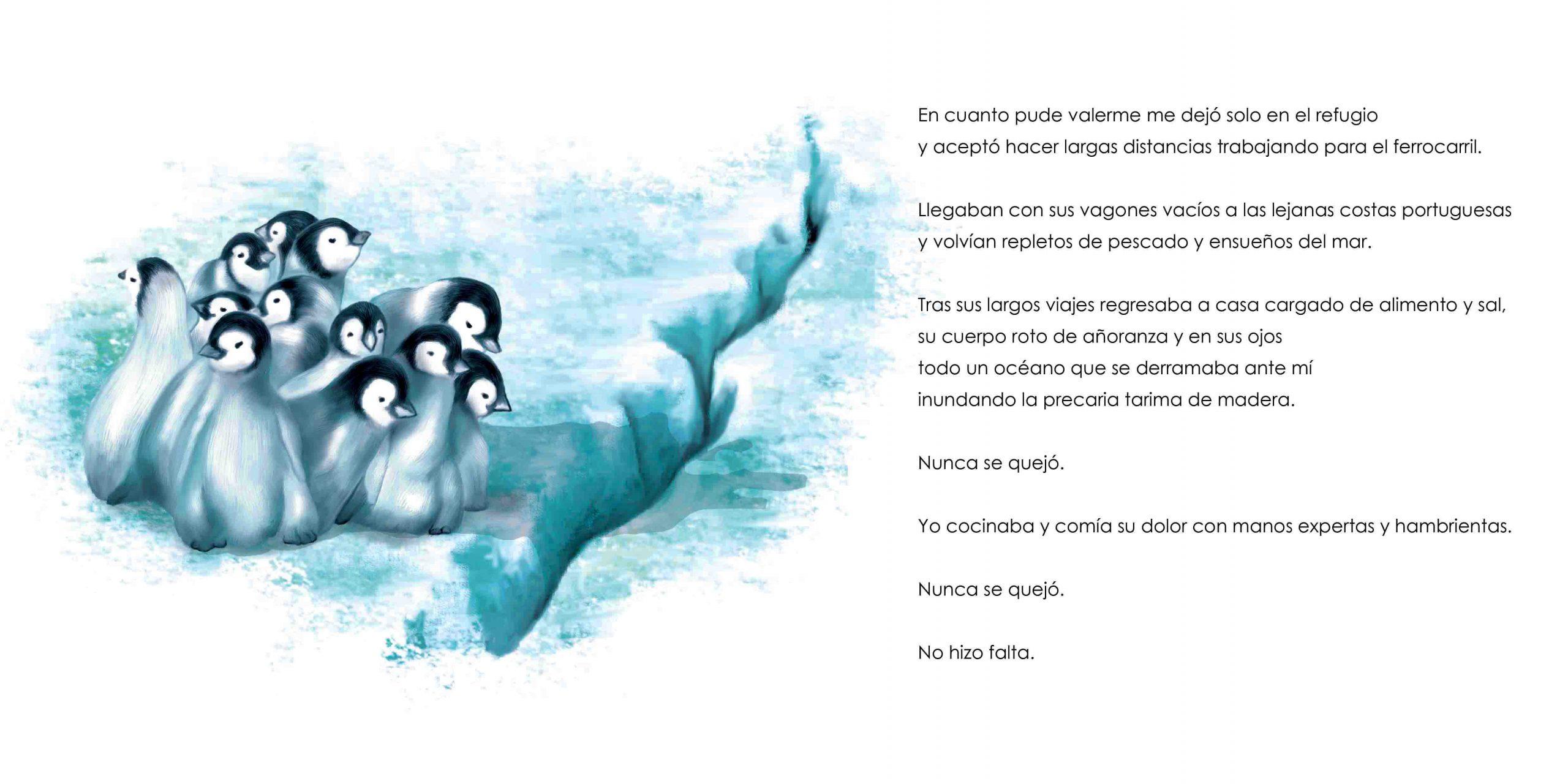 Mi Padre era Pescador Illustrated Album by Vivian Leila Campillo 22_23