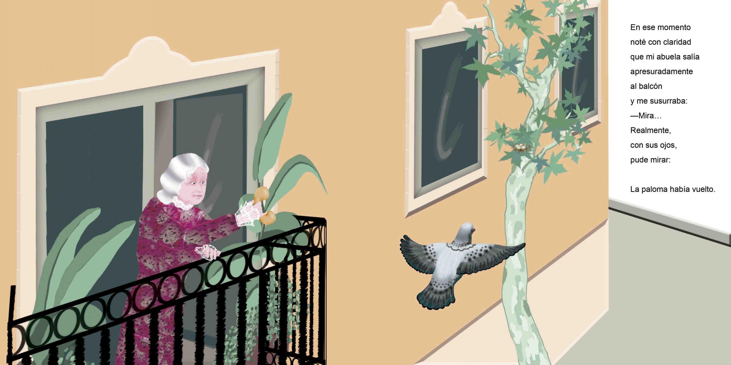 La Paloma Illustrated Album by Vivian Leila Campillo 24_25