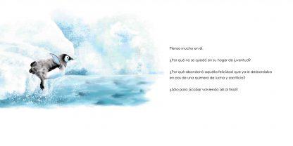 Mi Padre era Pescador Illustrated Album by Vivian Leila Campillo 26_27