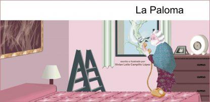 La Paloma Illustrated Album by Vivian Leila Campillo TITLE