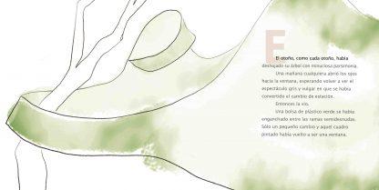 La Bolsa Verde Illustrated Album by Vivian Leila Campillo page 06-07