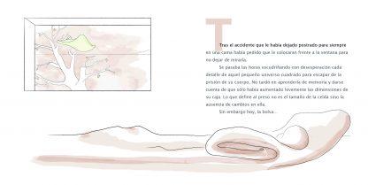 La Bolsa Verde Illustrated Album by Vivian Leila Campillo page 10-11