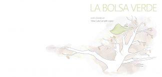 La Bolsa Verde Illustrated Album by Vivian Leila Campillo page COVER